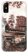 Old Kentish Oasts IPhone Case