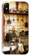 Old Kitchen IPhone Case