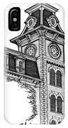Old Main IPhone Case