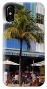 Old Miami IPhone Case