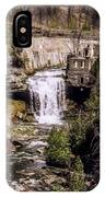 Old Mill On The Credit IPhone Case