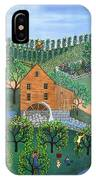 Old Mill Stream IPhone Case