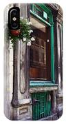 Old Montreal Architecture IPhone Case