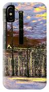 Old New Orleans Electric Plant IPhone Case