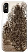 Old North Church And Paul Revere IPhone Case