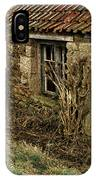 Old Northumberland Stone Buildings IPhone Case