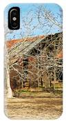 Old Orchard Barn IPhone Case