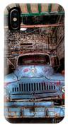 Old Pickup Truck Hdr IPhone Case