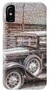 Old Pickup Truck IPhone Case