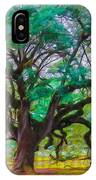 Old Plantation Oak IPhone Case