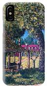 Old Plantation Tool House IPhone Case