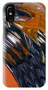 'old Pontiac Indian Chief IPhone Case