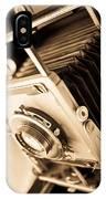 Old Press Camera IPhone Case