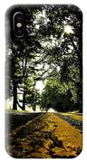 Old Road IPhone X Case