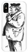 Old Sailor IPhone Case