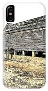 Old Salted Building IPhone Case