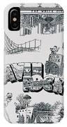 Old Savin Rock IPhone Case