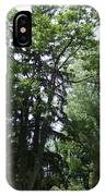 Old Section Mt Hope Cemetery IPhone Case