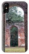 Old Sheldon Ruins Archway IPhone Case
