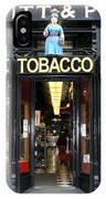 Old Shoppe - Boston IPhone Case