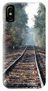 Old Southern Tracks IPhone Case