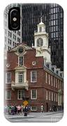 Old State House - Boston IPhone Case