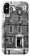 Old State House In Boston IPhone Case