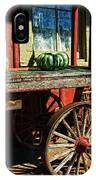 Old Station Cart IPhone Case