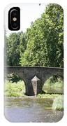 Old Stone Arch Bridge IPhone Case