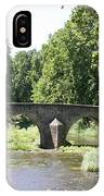 Old Stone Arch Bridge IPhone Case