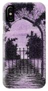 Old Stone Archway  IPhone Case