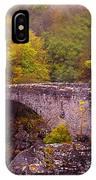 Old Stone Bridge. Scotland IPhone Case