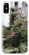 Old Stone Steps IPhone Case