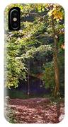 Old Swimming Hole IPhone Case