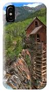 Old Time Colorado IPhone Case