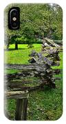 Old Time Tradition IPhone Case