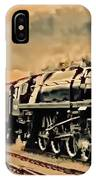 Old Timer T IPhone Case