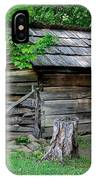 Old Tool Shed IPhone Case