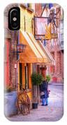 Old Town Bruges Belgium IPhone Case