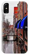 Old Town Delft IPhone Case