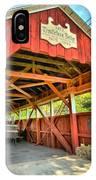 Old Trostle Town Bridge IPhone Case