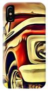 Old Truck Art IPhone Case