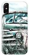 Old Truck - Cool Glaze IPhone Case