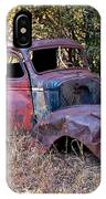 Old Truck - Purtis Creek IPhone Case
