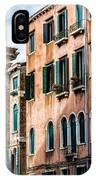 Old Venetian Walls. Italy IPhone Case