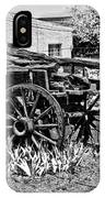 Old Wagon And Cooler IPhone Case