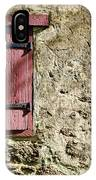 Old Wall And Door IPhone Case