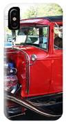 Oldie But Goodie - Classic Antique Car IPhone Case