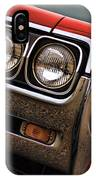 Olds 442 - 1966 IPhone Case