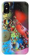 Olej I Woda 4 IPhone Case